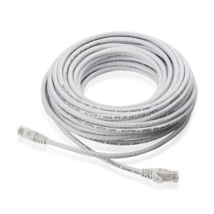 Cat6 Ethernet Cable - White - AdamLouis Small Business Accessories - 1