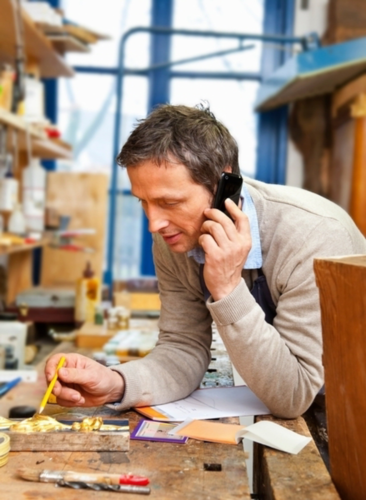 Home and Repair Phone Systems - Business phone for Home and Repair services - Managed Business Phone Systems by AdamLouis
